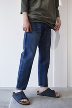 【ordinary fits】OM-P020 / 5P ANKLE DENIM 1year