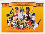 MLBカード 92UPPERDECK Looney Tunes #55