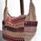 アカ族 手刺繍ショルダーバッグ