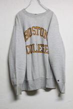 80'sChampion ボストン大学カレッジスウェット