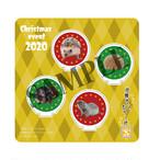 【予約商品】佐藤サン、もう1杯 Presents クリスマスイベント 2020 アクリルスタンド(小動物柄)  ※ランダム販売