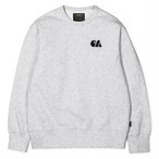 Carhartt カーハート MILITARY TRAINING SWEATSHIRT - Ash heather / Black サイズM