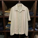オープンカラーシャツ 半袖 Cubavera