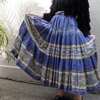 French vintage provence skirt/フランス製 プロヴァンス スカート