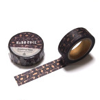 HABU ROCK|マスキングテープ|銀ハブ