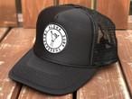 ALOHA SURF メッシュ CAP(black)