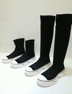 ソックススニーカ―ズ スニーカー ブーツ  韓国ファッション