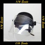 【01979】 1/6 ZC World US Riot Police ヘルメット B2