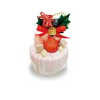 2020クリスマスケーキ 生クリームケーキ (わんちゃん用)