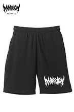 【モコモコロゴ】Death Marrion Logo Short Pants (3color)