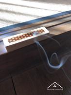 木香炉  (お香立て)