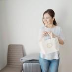 アロ魔女トートバック(ミニ)お弁当箱を入れるサイズ