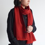 DEEP DYED REVERSIBLE WOOL MUFFLER - 7 color