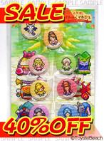 【SALE】缶バッジ・ドットコレクションコンプリートセット【全8種】