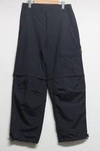STUSSY NYLON CARGO PANTS