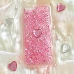 即日発送可能♡ iPhoneケース ピンクラメケース♡iPhone6.6sケース