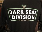 DARK SEAS  BACK OFF Tee (BLACK)