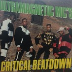 Ultramagnetic MC's ‎– Critical Beatdown
