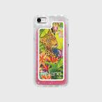 glitteriPhonecase-jaguar-pink
