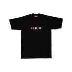 "Logo T-Shirt ""New York metro"" - Black"
