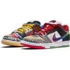 Nike SB Dunk Low Pro QS What The P-Rod