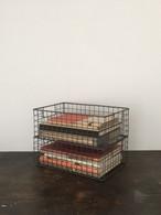 ワイヤーバスケット シューズボックス|Wire Basket Shoes Box Medium(PUEBCO)