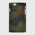 ドイツ連邦軍戦車迷彩 iPhoneケース