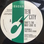 Ten City ‎– That's The Way Love Is (Remixes)