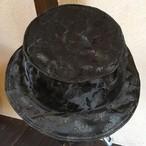 帯のカンカン帽『文人茶』