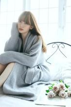 Cozy Knit Lounge Robe