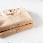 Boy scout TEE ベージュ(Tシャツ)