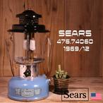 Sears シアーズ ダブルマントル ビンテージランタン 476.74060 1969年12月製造 [BJ17]