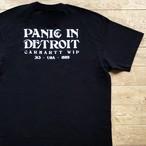 【ラスト1/Carhartt WIP】Panic Tシャツ/ブラック