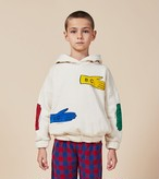 BOBO CHOSES ボボショセス Lost Gloves Hooded Sweatshirt size:2-3Y(100)~8-9Y(130)