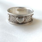 70s vintage silver ring