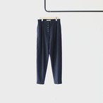 【pelleq】Tapered Trousers