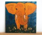 Elephant and a barbar(CD album)