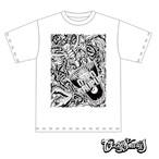 OZROSAURUS 2016 Tシャツ  [WHITE]