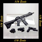 【01296】 1/6 DID LAPD SWAT H&K HK416