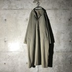 [used]uneven material coat