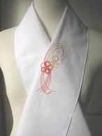 刺繍半衿・ことほぎ半衿・水引の菊重ね