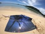 オリジナルビーチタオル「Tingara」Sサイズ