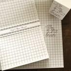 数式スタンプー  オリジナル手書き文字ラバースタンプ第2弾!