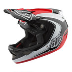 Troy Lee Designs トロイリーデザイン / D3 MIRAGE CARBON HELMET MIPS / RED / Lサイズ