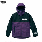 MARRION APPAREL LOGO シェルパーカー 2019  (Purple)