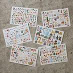 【岡田亜弓】ポストカードセット「ファンレターください!4」
