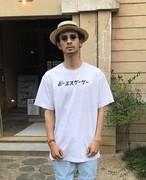 【ビーエスケーケー x DISKAH コラボ】Tシャツ