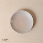[蓮尾 寧子]粉灰片口小皿