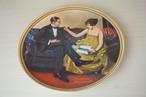 ノーマンロックウェル 絵皿(114-19)