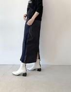 2フェイス スウェットスカート